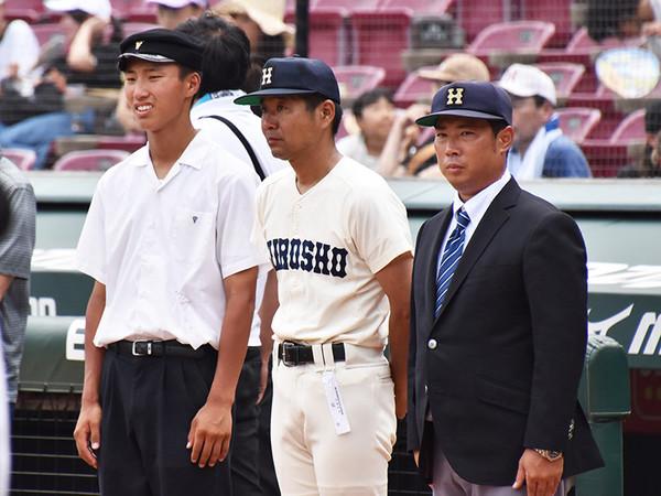 広島商は「伝統×今の野球」で復活。個性重視で機動力に強打が加わった ...