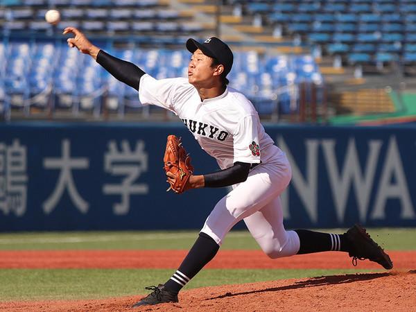 あの名将が松坂大輔より上と脱帽。高橋宏斗は世代No.1を目指す|高校野球他|集英社のスポーツ総合雑誌 スポルティーバ 公式サイト web  Sportiva