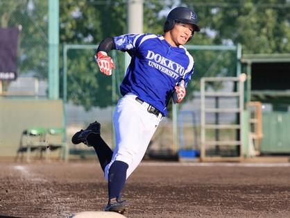 「サニブラウンに勝った男」より俊足。並木秀尊は獨協大初のプロ野球選手となるか