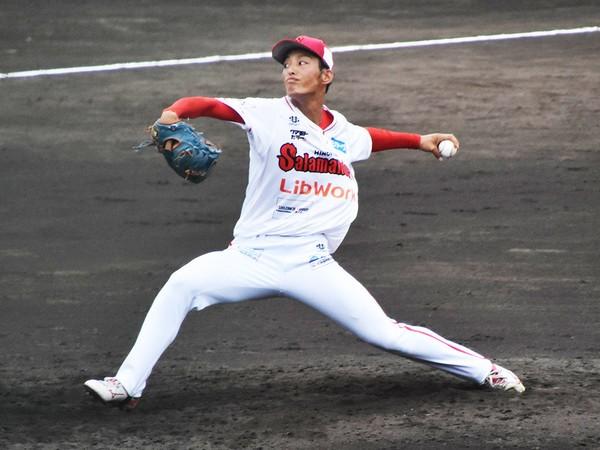 独立リーグ初のドライチ誕生なるか。細川亨監督も快速左腕に「今すぐNPBで投げられる力はある」|高校野球他|集英社のスポーツ総合雑誌 スポルティーバ  公式サイト web Sportiva