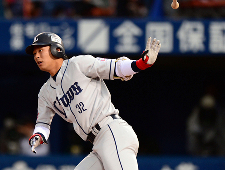 「プロ野球西武浅村無料写真」の画像検索結果