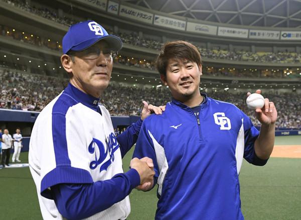 松坂大輔: 松坂大輔が勝った日。森監督と交わした「昭和みたいな男たち