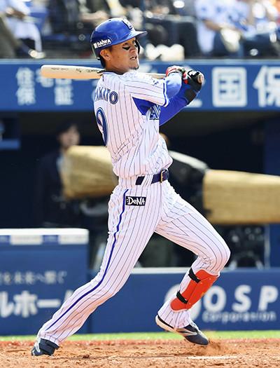 阪神大和4年ぶり一塁守備「頑張るだけです ...