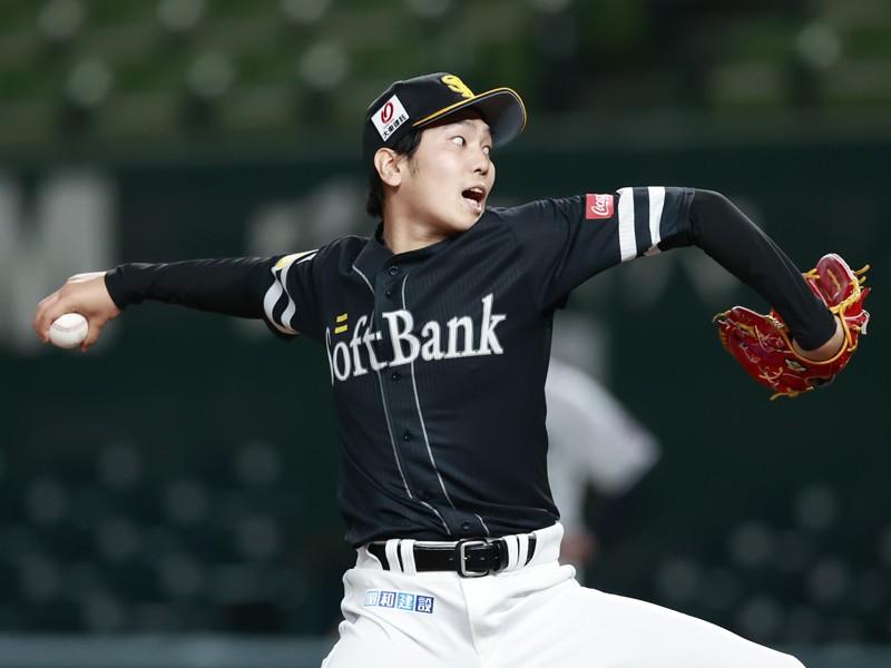 石川柊太の魔球「パワーカーブ」が結ぶ、伊藤智仁、ダルビッシュとの縁 プロ野球 集英社のスポーツ総合雑誌 スポルティーバ 公式サイト web Sportiva