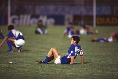 長嶋一茂、サッカー人気に脅威を感じていたことを告白「ドーハの悲劇だって負けろと思っていた」