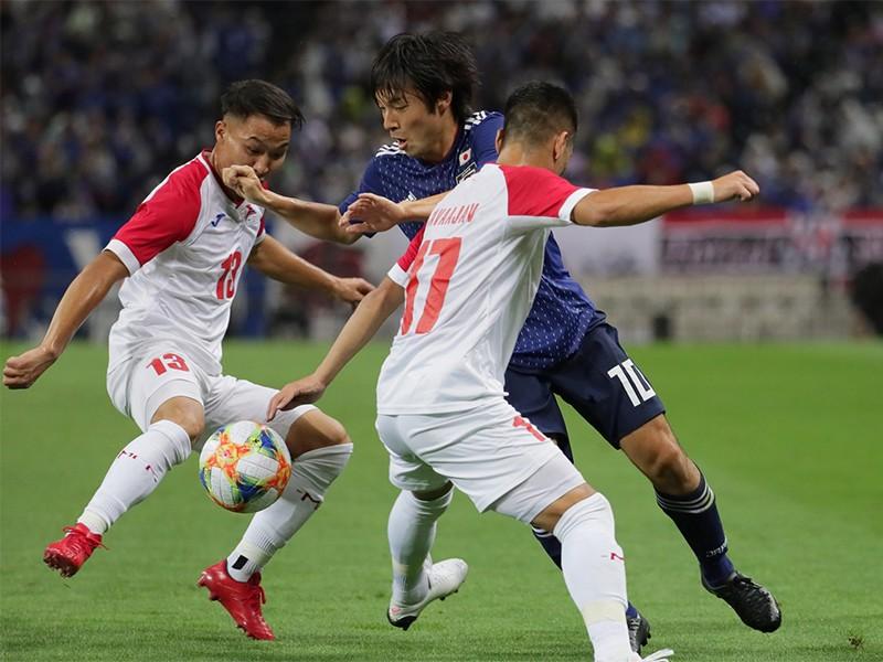 モンゴル 代表 サッカー 日本代表、14ゴールに海外も「無慈悲」と驚く モンゴルでは朝青龍ネタも