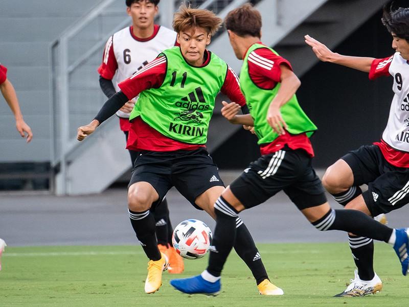 「久保世代」で日本の決定力不足は解消なるか。Jで台頭する10代若手FWたち|Jリーグ他|集英社のスポーツ総合雑誌 スポルティーバ 公式サイト web Sportiva
