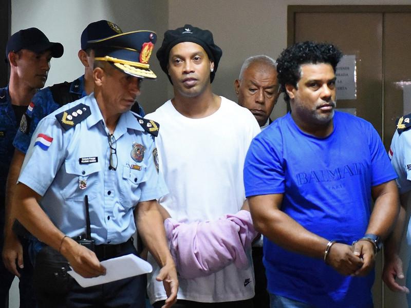 選手 逮捕 サッカー ロナウジーニョなんて序の口。暴行、性犯罪、殺人…刑務所で服役経験を持つ5人のサッカー選手