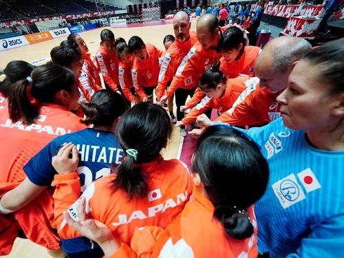 世界 女子 ハンドボール 選手権