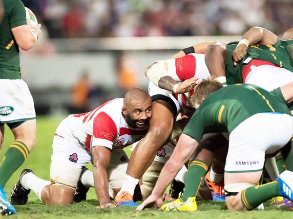 ラグビー 日本 代表 南アフリカ 戦