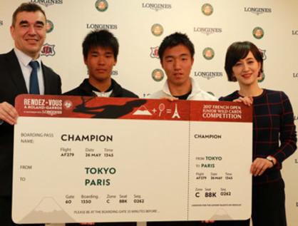 ポスト錦織圭を育てられるか。日本テニス協会がフランス連盟と提携【スポルティーバ】