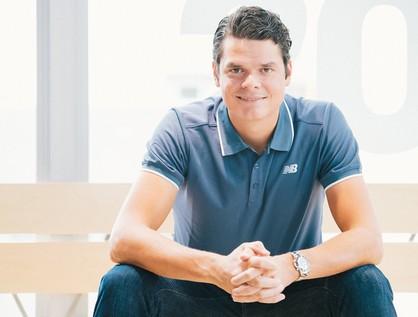 テニス界の超秀才・ラオニッチが語る、錦織圭と男子ツアーの近未来【スポルティーバ】