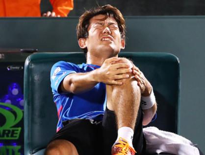 西岡良仁が大ケガのリハビリ中に知った「テニス以外の大切なこと」【スポルティーバ】
