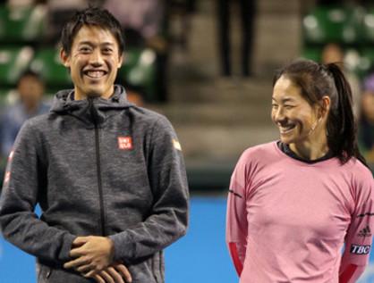 日本テニスの聖地が大改修。錦織、伊達が語る「有明でうれしかったこと」【スポルティーバ】