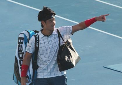 全豪がビックリ。29歳にして急成長の 杉田祐一が第8シードを撃破!【スポルティーバ】