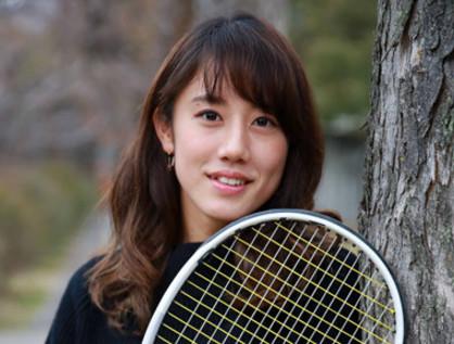 美女テニスプレーヤー、加藤未唯がツアー準優勝を果たした昨季を語る【スポルティーバ】