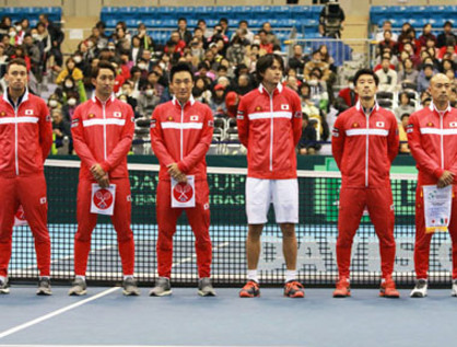 日本男子テニスは「錦織抜き」で十分戦える。デ杯惜敗で見えた光明【スポルティーバ】