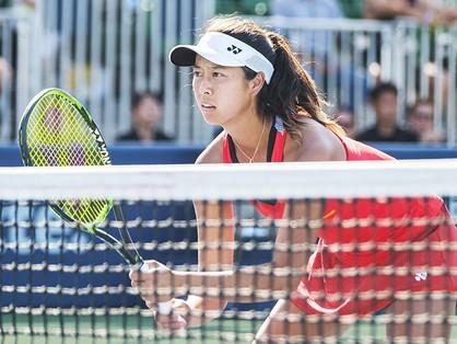 テニス全米ジュニア王者だった柴原瑛菜が、日本代表を切望する理由【スポルティーバ】