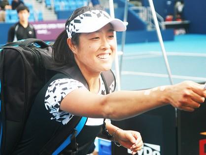 かつての天才少女・森田あゆみ。幾度の手術と失意も「テニスが好き」【スポルティーバ】