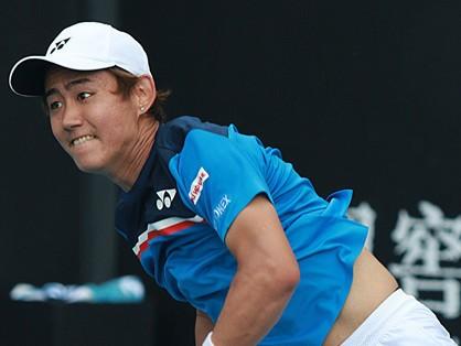 西岡良仁はジョコビッチ戦で学んだ。東京五輪へ「ベースアップ」意識【スポルティーバ】