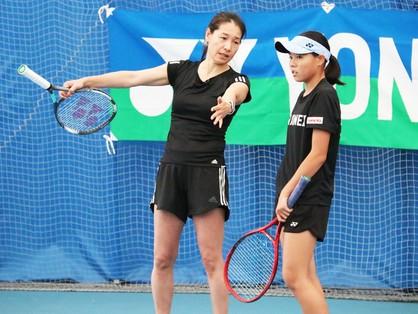 伊達公子「私に何ができる?」。日本女子テニス界の危機に新たな試み【スポルティーバ】
