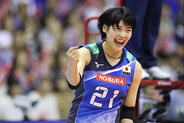 全日本デビュー大会となるネーションズリーグで活躍した黒後愛