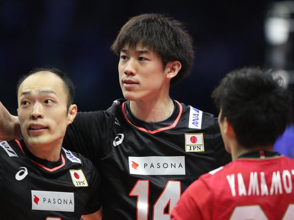 西田有志が成長も石川祐希の負担は大。日本の明確な狙いが見出せ