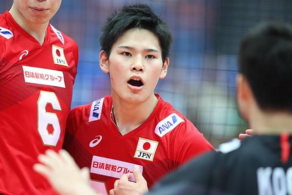 男子 メンバー 代表 バレー 日本 ネーションズリーグ2021男子登録メンバー17人発表
