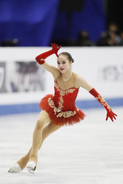 本田真凜ら日本勢を迎え撃つ、ロシアの女子フィギュアが ...