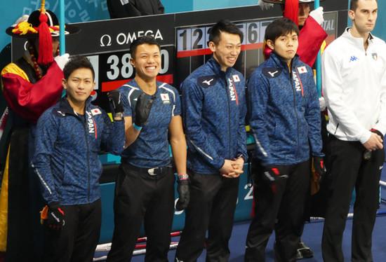 男子カーリング日本代表