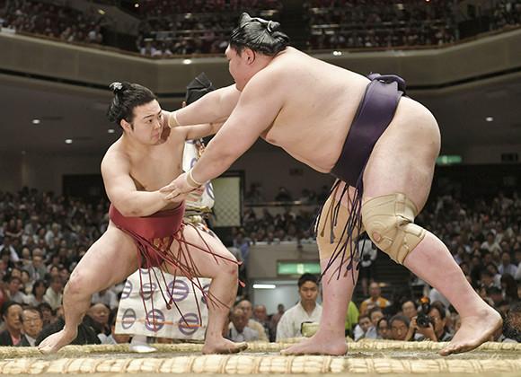 相撲女子が胸キュン必至。「ひねり王子」炎鵬はニュータイプの力士だ ...