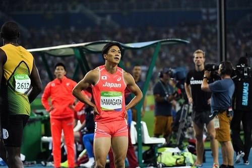 五輪で3人の明暗。男子100m9秒台...
