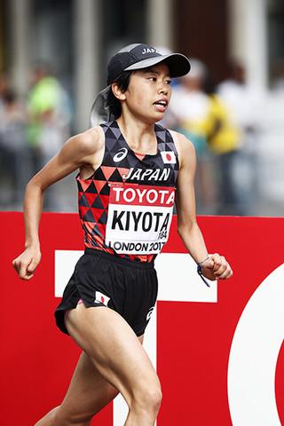 女子 マラソン