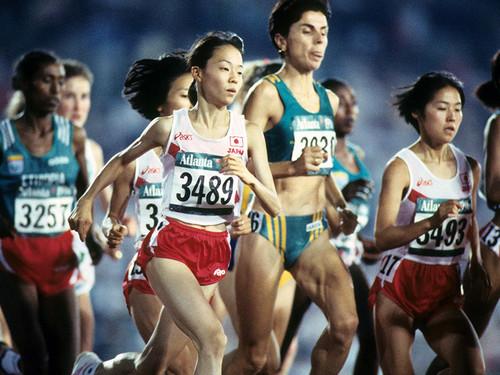 アトランタ五輪で千葉と川上が示した日本女子長距離ランナーの底力 ...