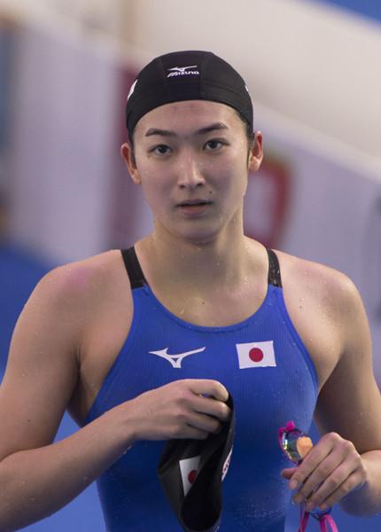 水泳でも賞金を稼げる大会。松田...