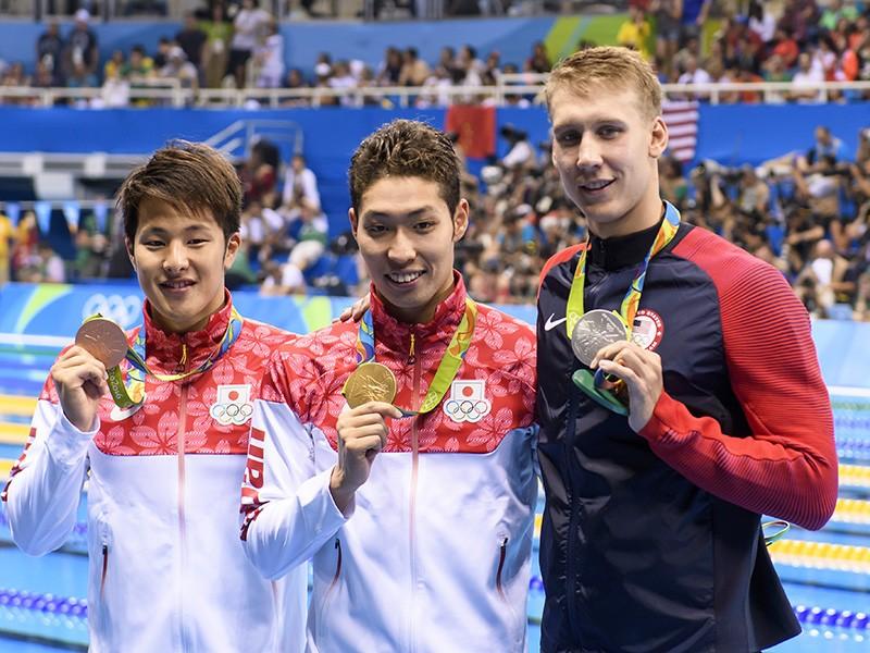 瀬戸大也が初五輪で知った金の重み「大舞台で力を出し切った人が獲るもの」|水泳