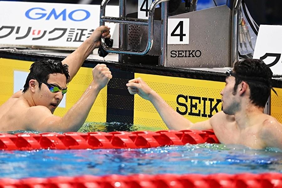 2021 水泳 ジャパン オープン